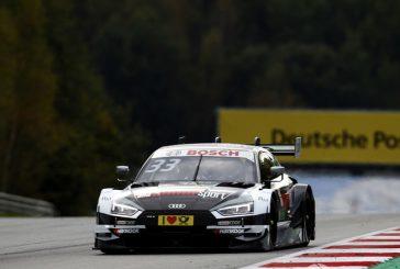 DTM: Rene Rast encuentra la victoria en Spielberg en otro triplete de Audi