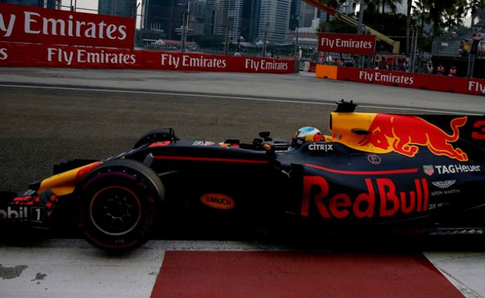 Fórmula 1: Ricciardo arriba en los Libres 1