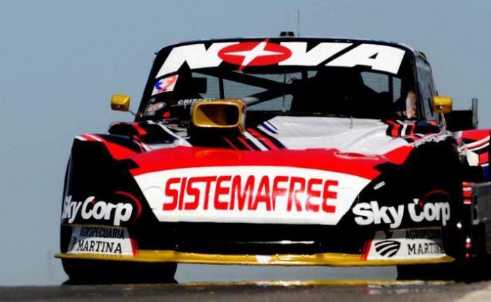 TC: Rossi y su primera pole con Ford