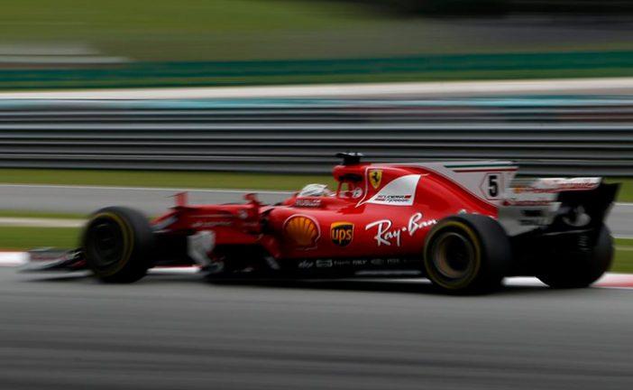 Fórmula 1: Vettel adelante en los Libres2; Alonso sorprende otra vez