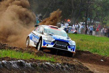 """Rally Argentino: El """"Coyote"""" Villagra, volvió con todo"""