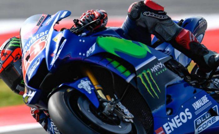 MotoGP: Viñales se impone y Márquez cae en la lucha por la Pole