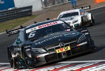 DTM: Wickens festejó en el domingo de Nurburgring