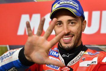 MotoGP: Tremendo triunfo de Dovizioso