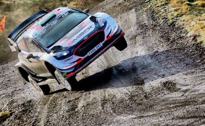 WRC: Evans hace valer la localía