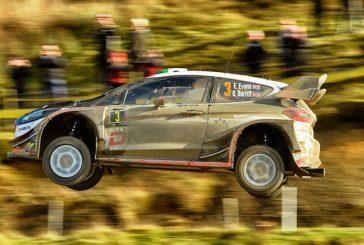WRC: Evans aumenta su liderazgo