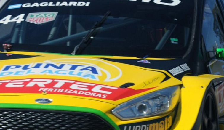 TC2000: Gagliardi Genné logra su primera pole