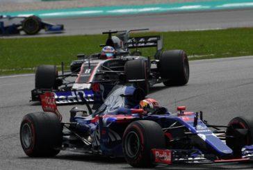 Fórmula 1: Grosjean atacó a Gasly en el debut de su compatriota