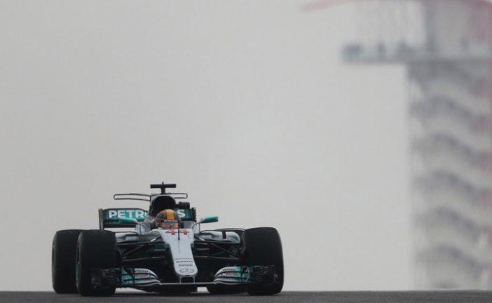 Fórmula 1: El viernes fué para Hamilton