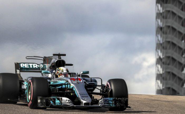 Fórmula 1: Hamilton sigue destrozando relojes