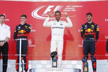 Fórmula 1: Cuarto triunfo consecutivo de Hamilton