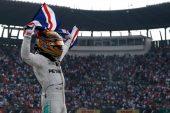 Fórmula 1: Hamilton campeón por cuarta vez