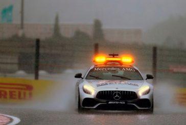 Fórmula 1: La lluvia complicó los Libres2