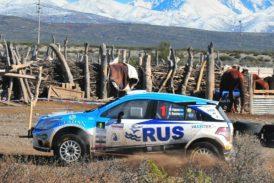 Rally Argentino: Ligato se adueñó de todo en Malargüe