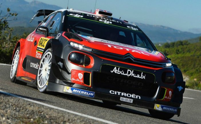 WRC: Meeke gana en España
