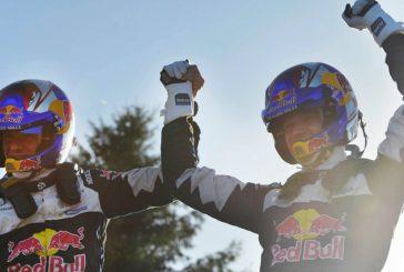 WRC: La gloria para Ogier y Evans