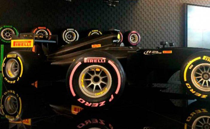 Fórmula 1: Pirelli dió a conocer los neumáticos para EEUU y México