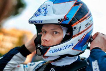WRC: Tänak marca el ritmo