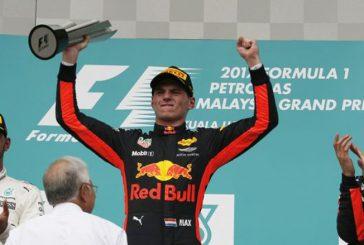 Fórmula 1: Verstappen consigue la victoria en Sepang
