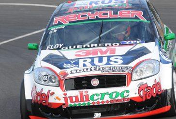 TN C3: Werner en más rápido en la clasificación