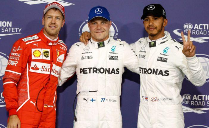 Fórmula 1: La última pole del año fué para Bottas