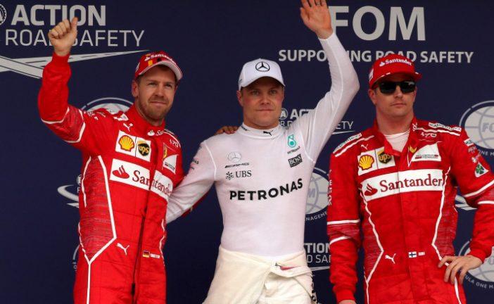Fórmula 1: Pole de Bottas y mejor clasificación del año para Alonso