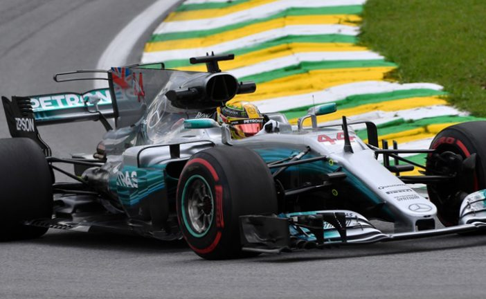 Fórmula 1: Hamilton también en los Libres2