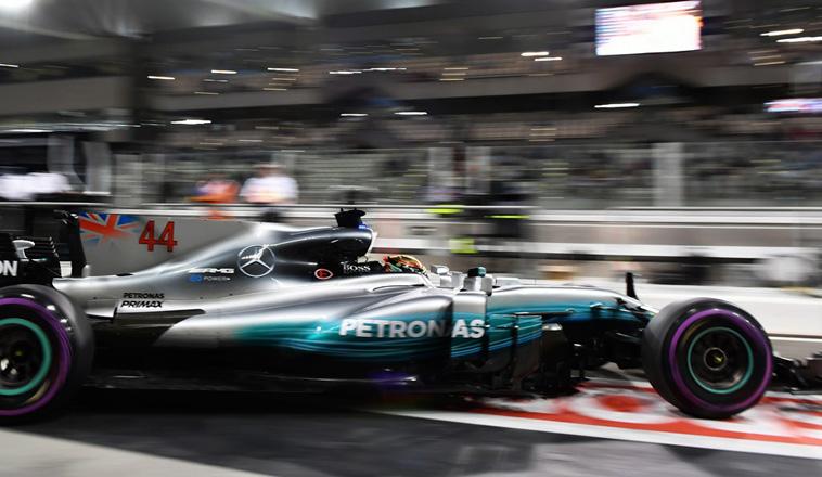 Fórmula 1: Hamilton y un nuevo récord en Yas Marina