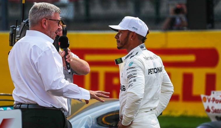 Fórmula 1: En Brasil manda Hamilton