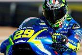 MotoGP: Iannone lidera con Dovizioso 4º y Márquez 5º