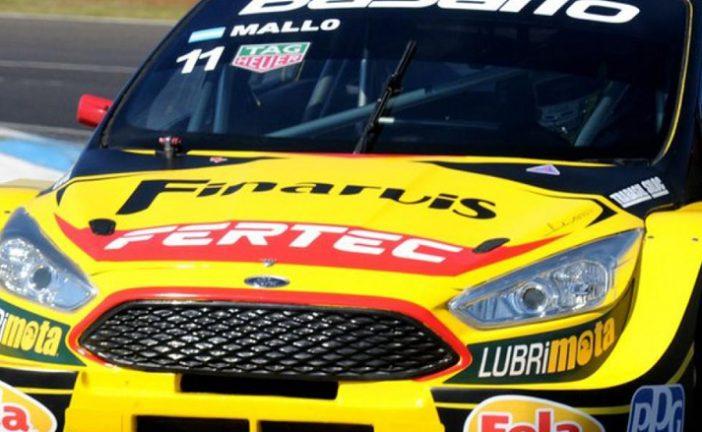 TC2000: Mallo consiguió su primera pole position