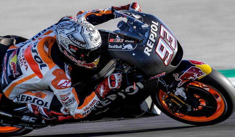 MotoGP: Márquez, Pedrosa y Zarco dominan el segundo día de test