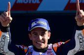 MotoGP: Márquez consigue su cuarto mundial