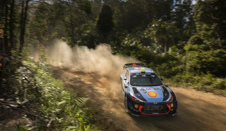 WRC: Clase magistral de Mikkelsen