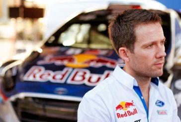 WRC: Oggier renovó con M-Sport
