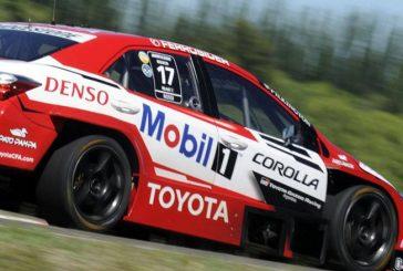 STC2000: Rossi ganó la carrera clasificatoria