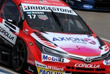 STC2000: Rossi y Canapino en los entrenamientos