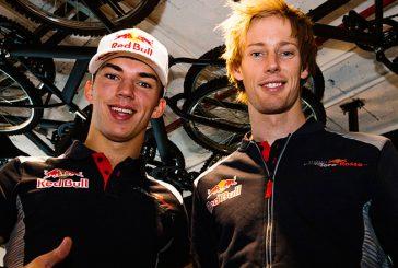 Fórmula 1: Toro Rosso se queda con Brendon y Gasly en 2018