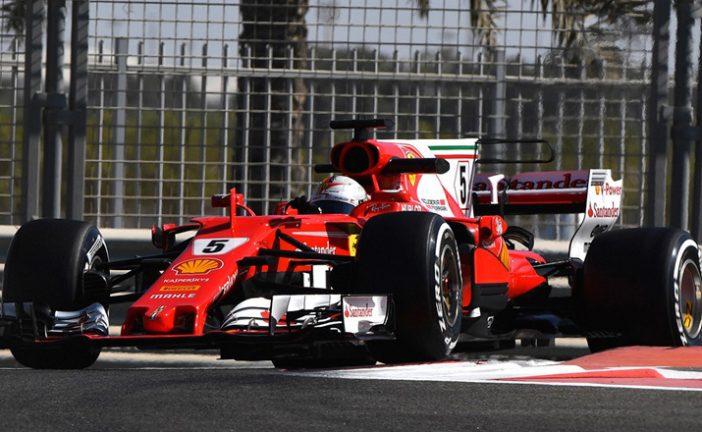 Fórmula 1: Ferrari domina los últimos test de la temporada
