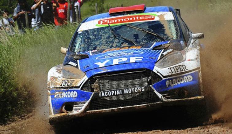 Rally Argentino: Villagra volvió al triunfo