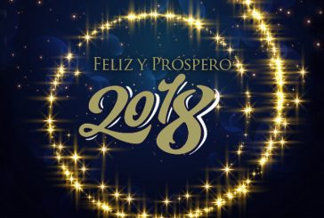 Feliz 2018 para todos!!!