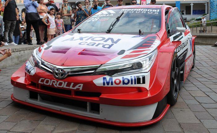 STC2000: Toyota enviará un Corolla a Alemania