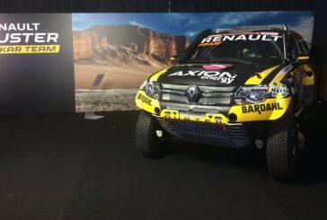 Rally Dakar: Renault presentó el equipo oficial