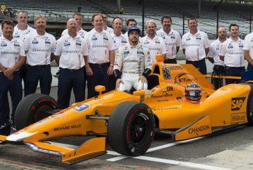 Indy Car: McLaren no competirá en las 500 millas de Indianápolis