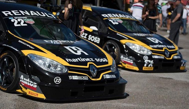 STC2000: Renault confirmó los pilotos para 2018