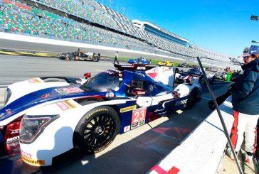 Daytona: Alonso concluyó 13º en la clasificación