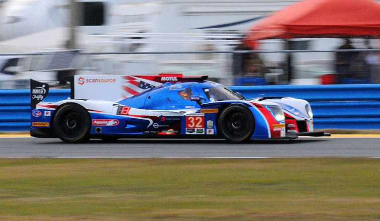 Daytona: Ganó Albuquerque y Alonso finalizó 38º