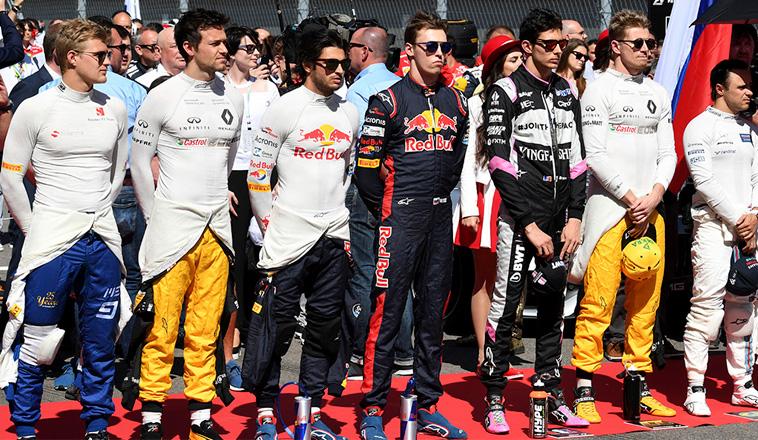 Fórmula 1: Planean separar el peso mínimo de coche y piloto para 2019