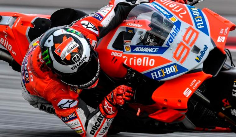 MotoGP: Lorenzo arrasa en el test y se lleva el récord de Sepang