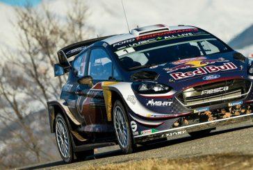 WRC: Ogier gana en Monte Carlo